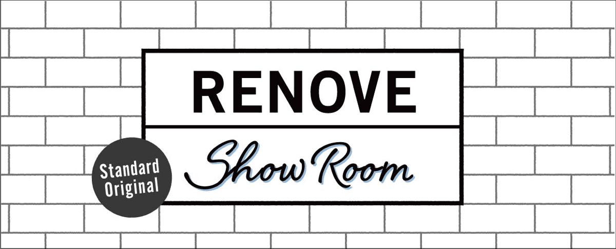 RENOVE SHOW ROOM