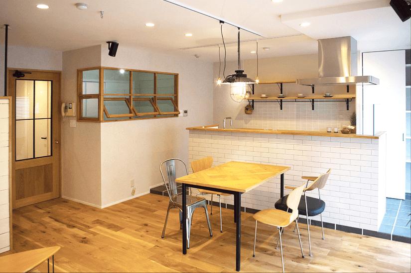 2度目のリノベーションで実現した想い溢れる空間 / 大阪府吹田市 K様邸