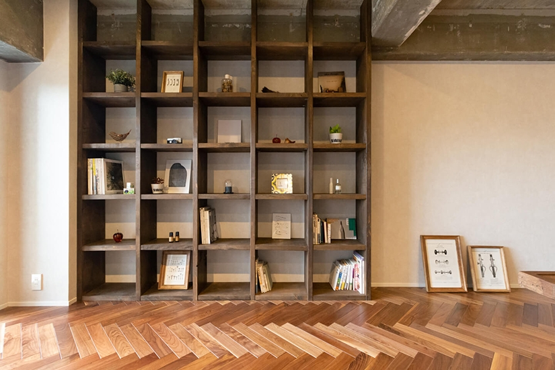 オーダー家具で空間をグレードアップ